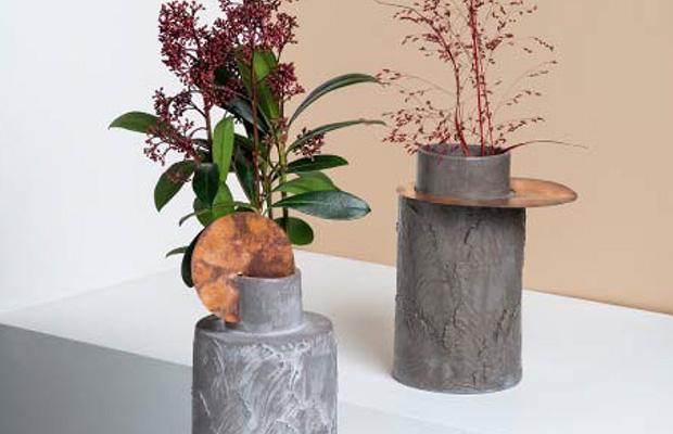 Flavia de Laubadère - types top - vase