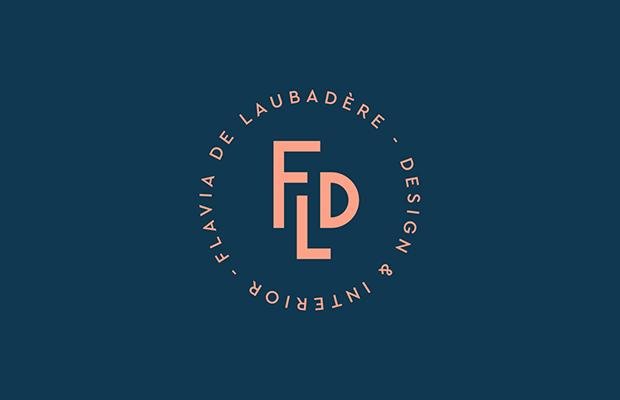 Flavia de Laubadère - types top - logo blason 2