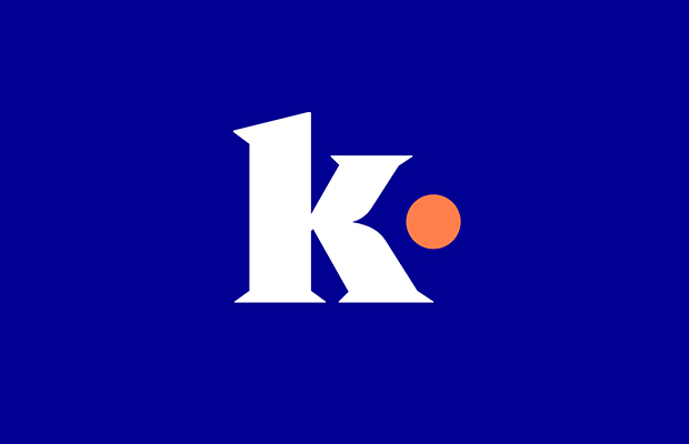 Kiute - types top - logotype K