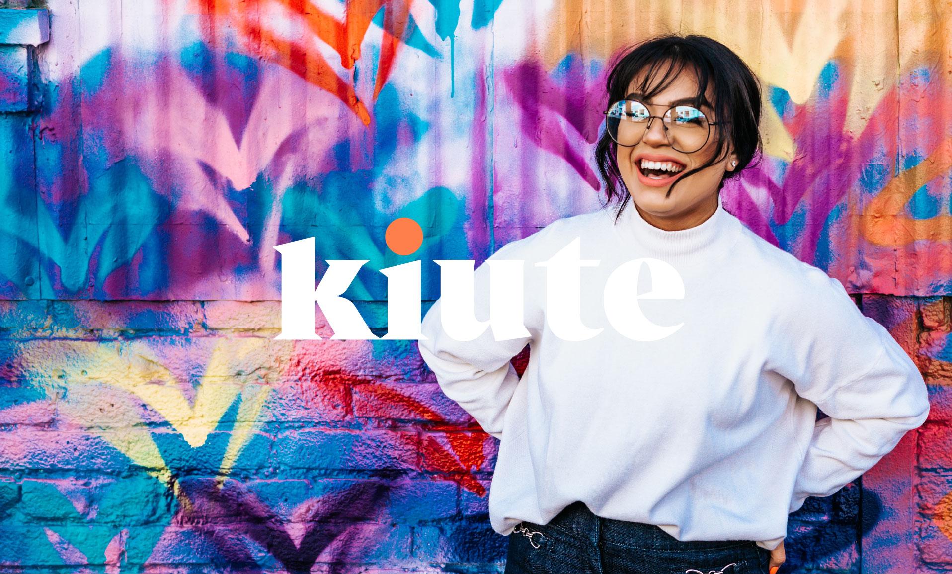 Kiute - types top - logotype