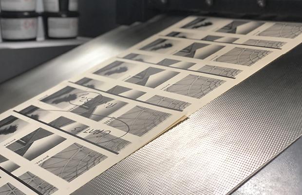 Picart Law - types top - identité visuelle - brochure impression