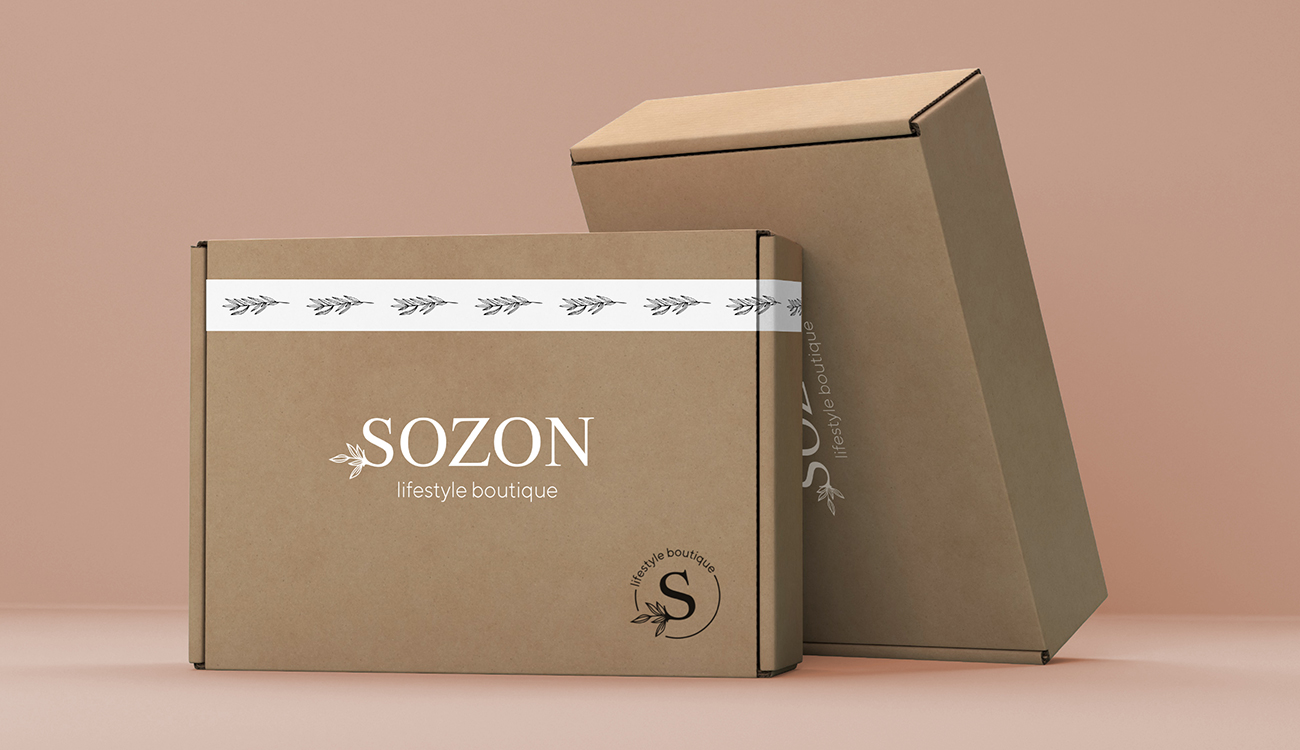 Sozon lifestyle boutique - types top - packaging