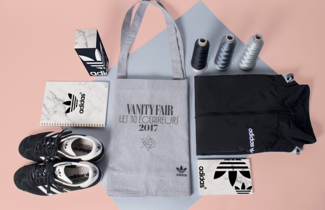 Types Top - Forevents - adidas - vanity fair