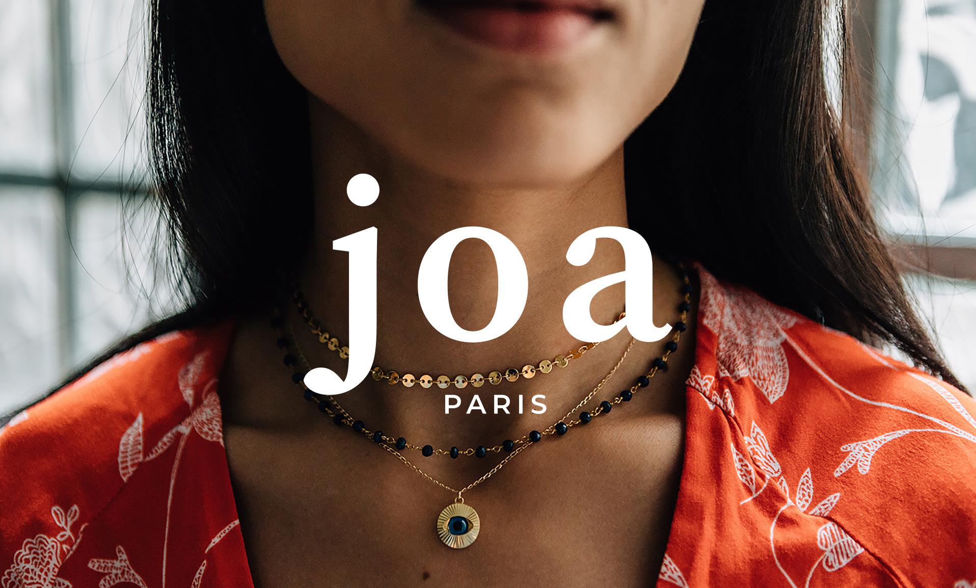 Identité de marque Joa Paris - Types Top