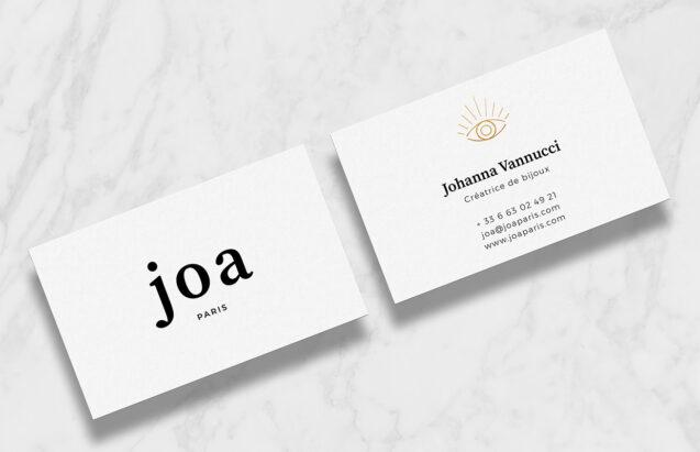 Joa Paris bijoux - types top - logo