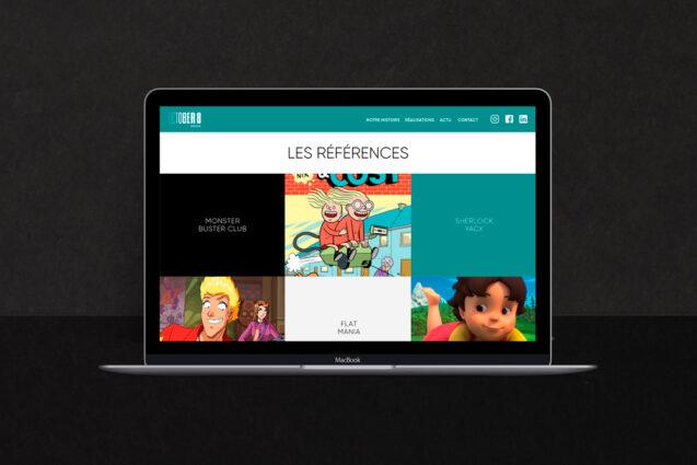 October 8 Music - site internet réalisations